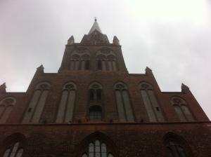 En algún lugar antes de Kolobrzeg.
